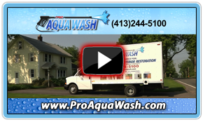 Pro Aqua Wash Power Washing Massachusetts