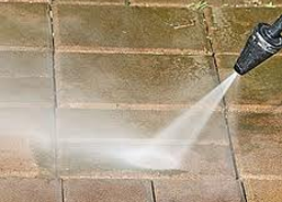 Concrete & Brick Cleaning Services